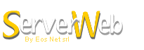 Eos Net srl, www.serverweb.net, hosting, web hosting, registrazioni domini, virtual machine